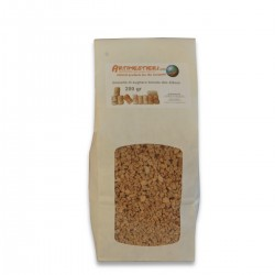 Granulated natural cork - n.21 sacks - mc 2,625 cubic meters