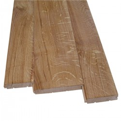 De Plank Oak Solid italiano