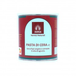 WAX PASTA -  Natural wax in paste for finishing and maintenance of wooden surfaces