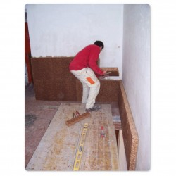 NATURAL CORK panels all Thickness for thermal and acoustic insulation
