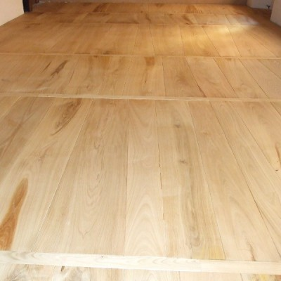 Parquet wood floor Plank chestnut Floor maxi-extra wide massive planks