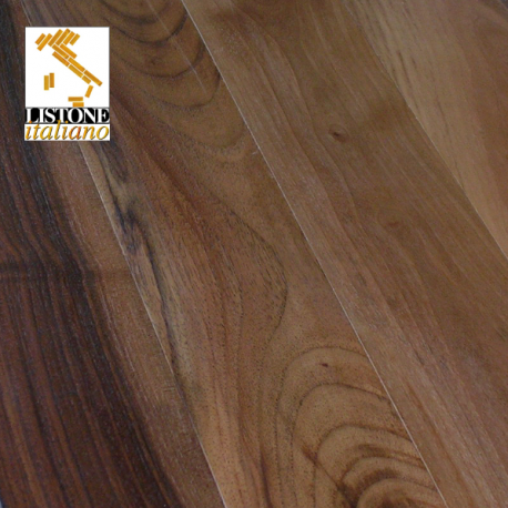 Walnut solid hardwood flooring - greater thickness 23mm